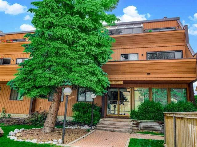 404 Squirrel Street NW #9, Banff, AB T1L 1E3 (#A1015268) :: Redline Real Estate Group Inc