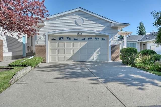 55 Ceduna Park SW, Calgary, AB T2W 6H4 (#A1015320) :: Redline Real Estate Group Inc