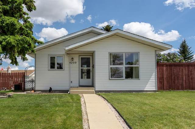 4209 73 Street, Camrose, AB T4V 0K3 (#A1015380) :: Canmore & Banff