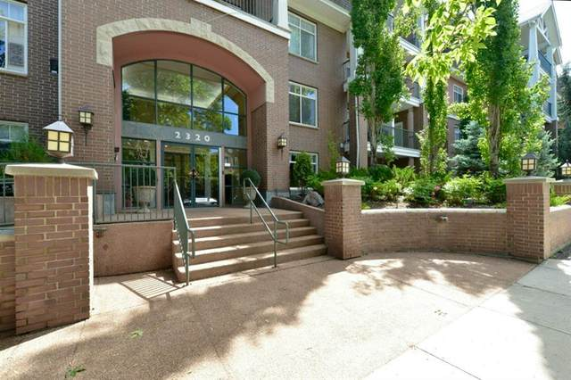 2320 Erlton Street SW #311, Calgary, AB T2S 2V8 (#A1015389) :: Redline Real Estate Group Inc