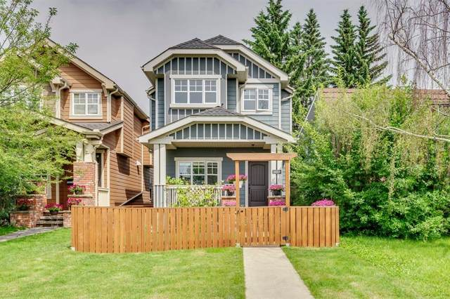 2012 20 Avenue NW, Calgary, AB T2M 1H7 (#A1015480) :: Redline Real Estate Group Inc