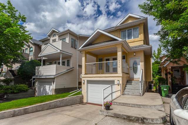 1714 Westmount Road NW, Calgary, AB T2N 3M3 (#A1015517) :: Redline Real Estate Group Inc