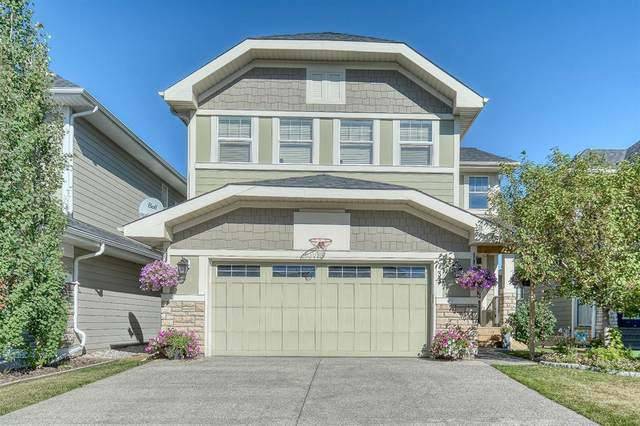 33 Sunset Manor, Cochrane, AB T4C 0N2 (#A1015549) :: Canmore & Banff