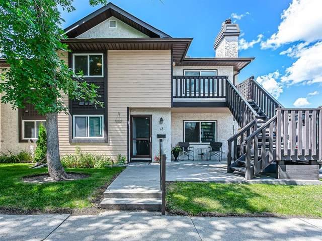 Cedar Spring Cedar Spring Gardens SW #15, Calgary, AB T2W 5J9 (#A1015584) :: Redline Real Estate Group Inc