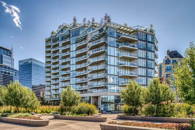 738 1 Avenue SW #1307, Calgary, AB T2P 5G8 (#A1015644) :: Western Elite Real Estate Group
