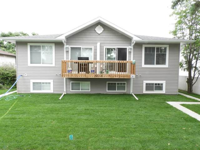 5312 55 Street, Camrose, AB T4V 2C1 (#A1015680) :: Canmore & Banff