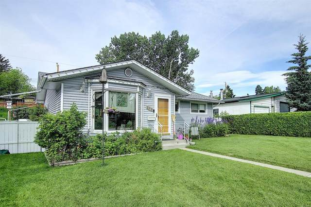239 Simons Road NW, Calgary, AB  (#A1015770) :: Redline Real Estate Group Inc