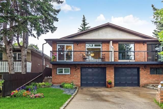 3719 42 Street SW, Calgary, AB T3E 3M9 (#A1015771) :: Redline Real Estate Group Inc