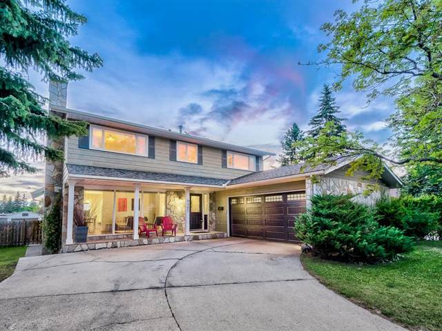 9407 22 Street SW, Calgary, AB  (#A1015802) :: Redline Real Estate Group Inc