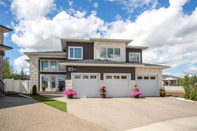 85 Larratt Close, Red Deer, AB T4R 0S6 (#A1015825) :: The Cliff Stevenson Group
