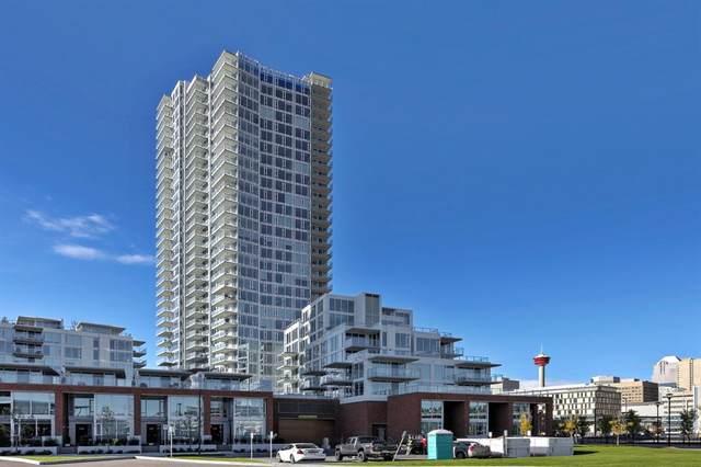 510 6 Avenue SE #208, Calgary, AB T2G 1L7 (#A1015826) :: Redline Real Estate Group Inc