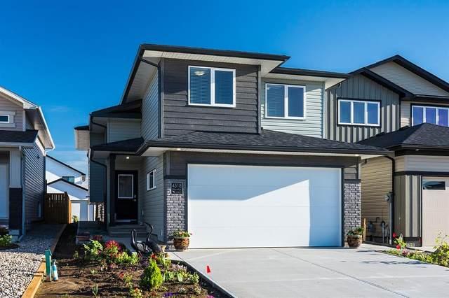 4518 28 Ave Avenue S, Lethbridge, AB T1K 8J4 (#A1015843) :: Canmore & Banff