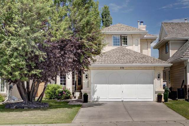 271 Douglas Woods Drive SE, Calgary, AB T2Z 2E6 (#A1015847) :: Redline Real Estate Group Inc