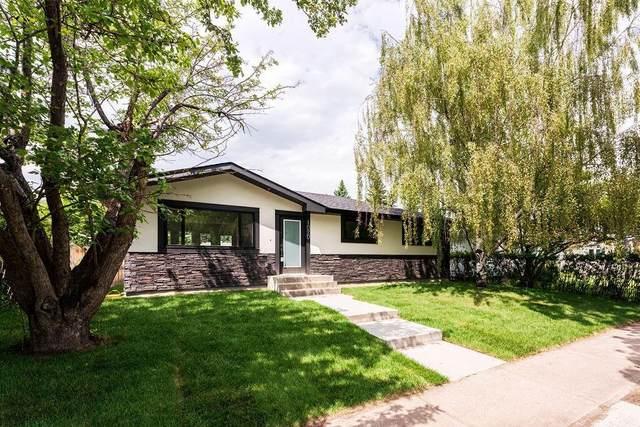 1020 96 Avenue SW, Calgary, AB T2V 0Y1 (#A1015932) :: Redline Real Estate Group Inc