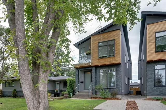 507 37 Street SW, Calgary, AB T3C 1R8 (#A1015952) :: Redline Real Estate Group Inc
