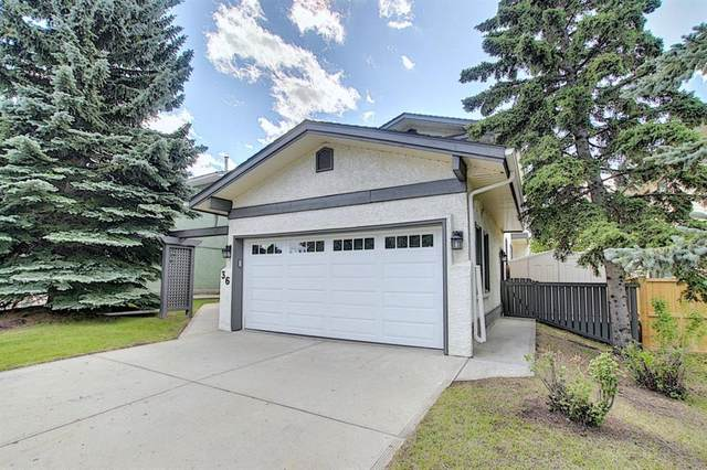 36 Scenic Acres Drive NW, Calgary, AB T3L 1C2 (#A1015971) :: Redline Real Estate Group Inc