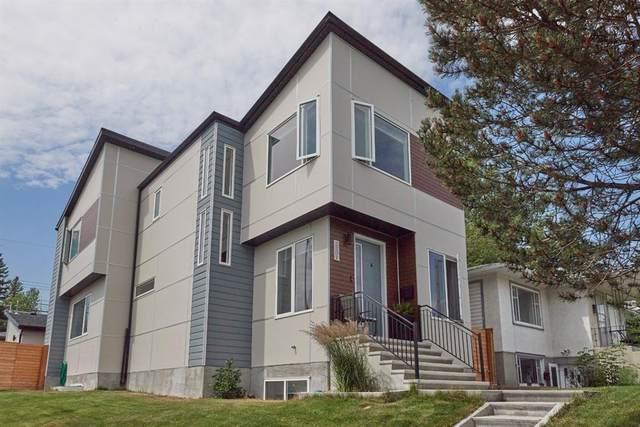 2201 Victoria Crescent NW, Calgary, AB T2M 4E4 (#A1016017) :: Redline Real Estate Group Inc