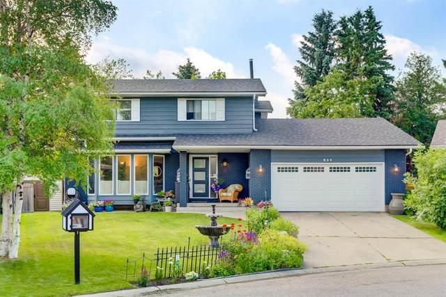 523 Deermont Court SE, Calgary, AB T2J 5V1 (#A1016021) :: Redline Real Estate Group Inc