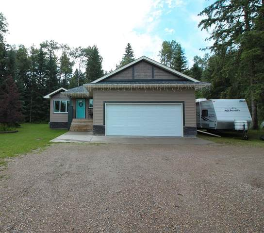 3 Forest Close, Rural Clearwater County, AB T4T 2A4 (#A1016046) :: Canmore & Banff