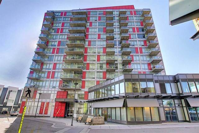 10 Brentwood Common #811, Calgary, AB T2L 2L6 (#A1016078) :: Redline Real Estate Group Inc