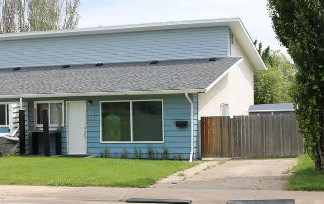77 Overdown Drive, Red Deer, AB T4N 5C9 (#A1016098) :: Canmore & Banff