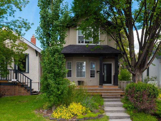 810 21 Avenue NW, Calgary, AB T2M 1K4 (#A1016102) :: Redline Real Estate Group Inc