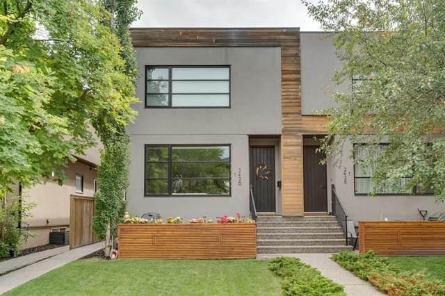 2426 24A Street SW #2, Calgary, AB T3E 1W1 (#A1016112) :: Redline Real Estate Group Inc
