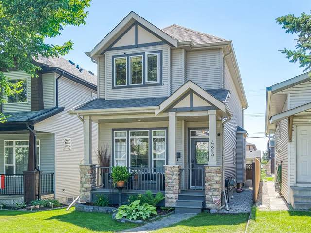 423 55 Avenue SW, Calgary, AB T2V 0E8 (#A1016132) :: Redline Real Estate Group Inc