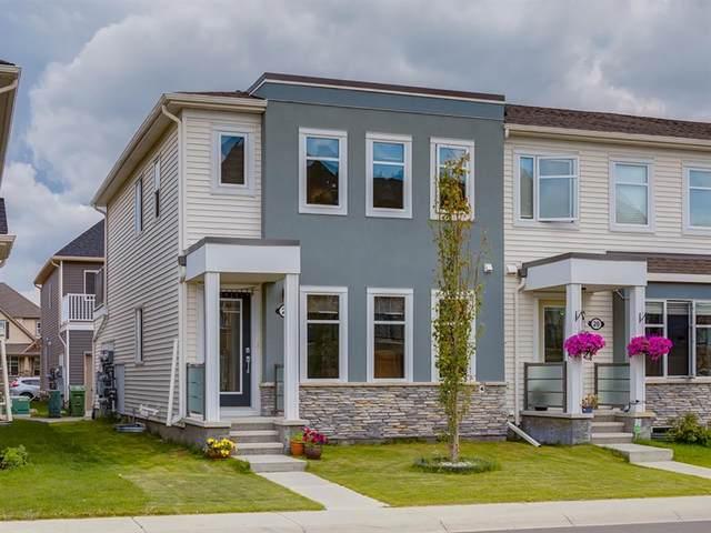 24 Cityscape Row NE, Calgary, AB T3N 0P1 (#A1016145) :: Redline Real Estate Group Inc