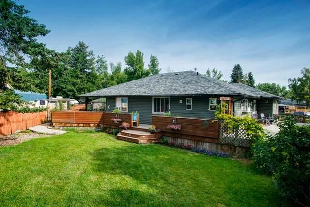 2402 22 Street, Nanton, AB T0L 1R0 (#A1016199) :: Redline Real Estate Group Inc
