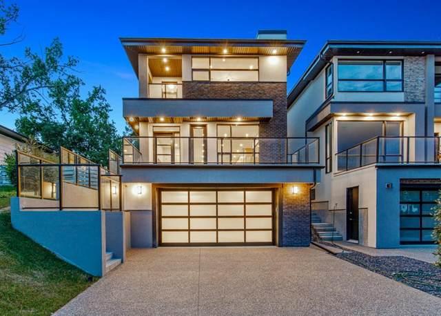 3648 8 Avenue NW, Calgary, AB T2N 1E1 (#A1016257) :: Redline Real Estate Group Inc