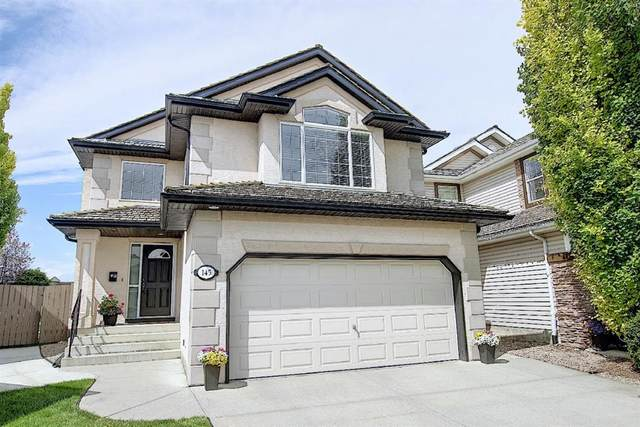 145 Springbank Place SW, Calgary, AB T3H 3S5 (#A1016268) :: Redline Real Estate Group Inc