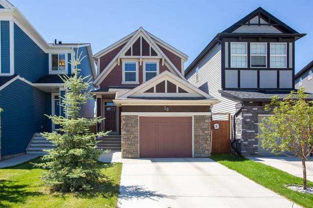 79 Legacy Reach Manor SE, Calgary, AB T2X 2C5 (#A1016306) :: Redline Real Estate Group Inc