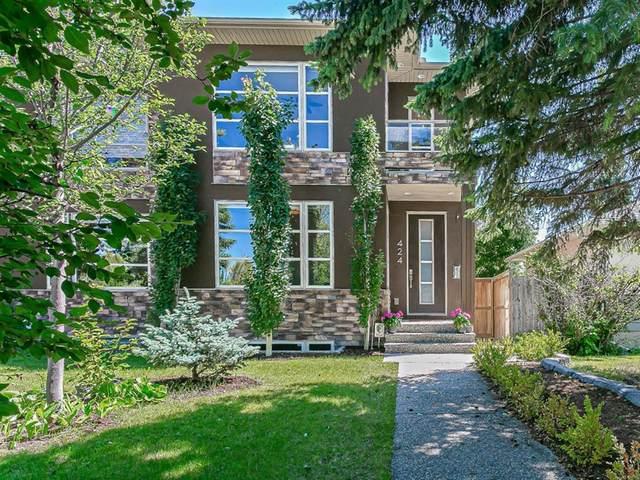424 38 Street SW, Calgary, AB T3C 1T1 (#A1016313) :: Redline Real Estate Group Inc