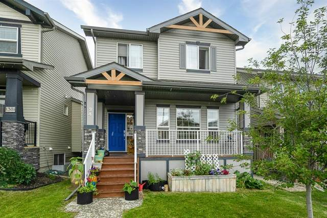 34 Nolanfield Heights NW, Calgary, AB T2R 0M2 (#A1016325) :: Canmore & Banff