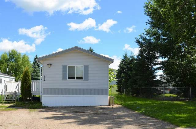 225 Poplar Road, Rural Red Deer County, AB T0M 0H0 (#A1016348) :: Canmore & Banff