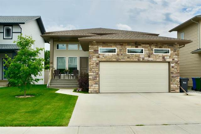55 Thompson Crescent, Red Deer, AB T4P 0S1 (#A1016350) :: Canmore & Banff