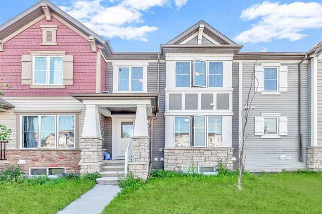 10734 Cityscape Drive NE, Calgary, AB T3N 0P2 (#A1016392) :: Redline Real Estate Group Inc