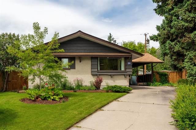 336 Alcott Crescent SE, Calgary, AB T2J 0V4 (#A1016402) :: Redline Real Estate Group Inc