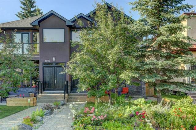 1609 21 Avenue NW, Calgary, AB T2M 1M2 (#A1016422) :: Redline Real Estate Group Inc