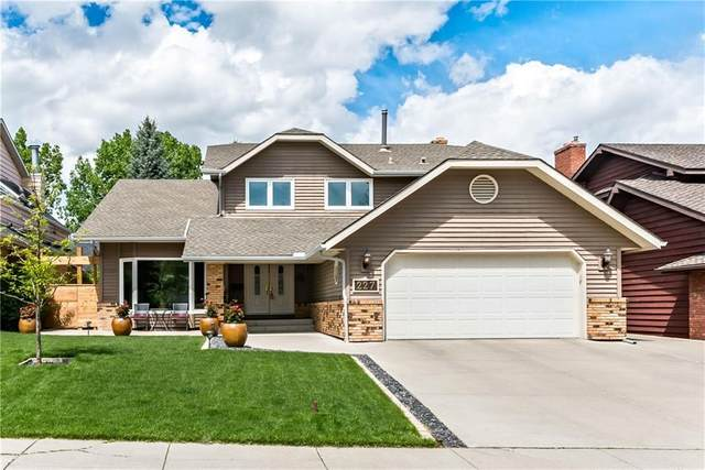 227 Canterville Drive SW, Calgary, AB T2W 3X9 (#A1016451) :: Redline Real Estate Group Inc