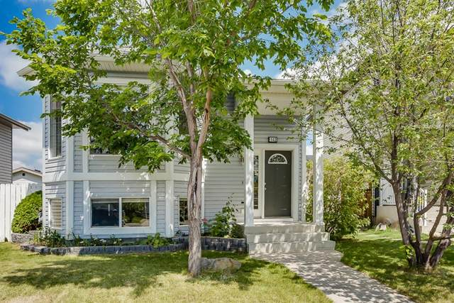 142 Creekside Bay NW, Airdrie, AB T4B 2X8 (#A1016540) :: Canmore & Banff