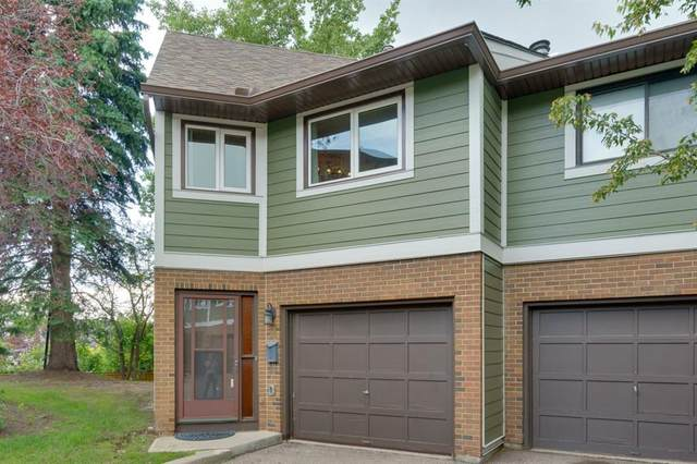 8533 Silver Springs Road NW #14, Calgary, AB T3B 4A6 (#A1016590) :: Redline Real Estate Group Inc