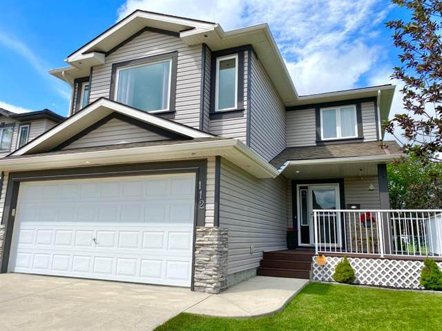 112 Woodside Crescent NW, Airdrie, AB T4B 2K4 (#A1016630) :: Canmore & Banff