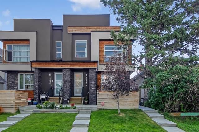 2628 24A Street SW #1, Calgary, AB  (#A1016635) :: Redline Real Estate Group Inc