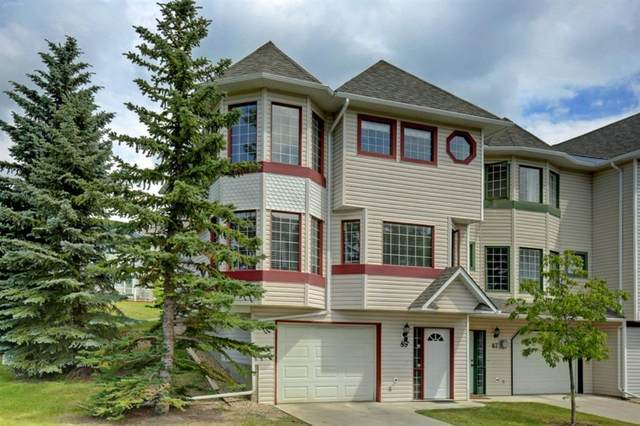 89 Prominence View SW, Calgary, AB T3H 3M8 (#A1016674) :: Redline Real Estate Group Inc