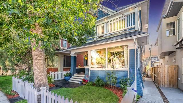 1434 2A Street NW, Calgary, AB T2M 2X4 (#A1016712) :: Redline Real Estate Group Inc