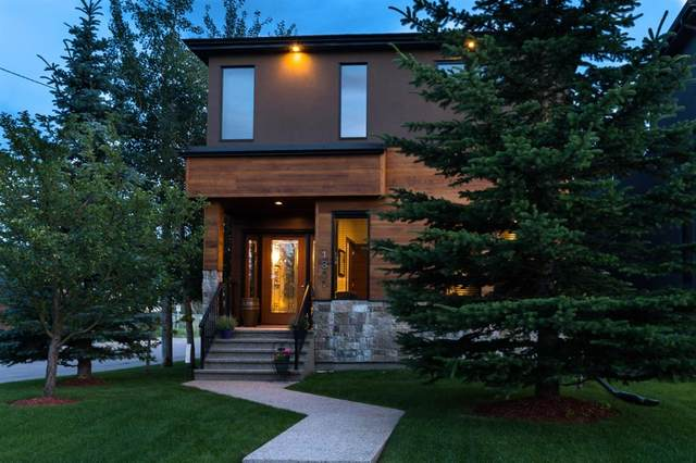 1801 Broadview Road NW, Calgary, AB T2N 3H6 (#A1016751) :: Redline Real Estate Group Inc