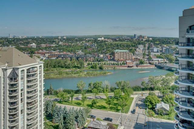 650 10 Street SW #2202, Calgary, AB T2P 5G4 (#A1016825) :: Redline Real Estate Group Inc