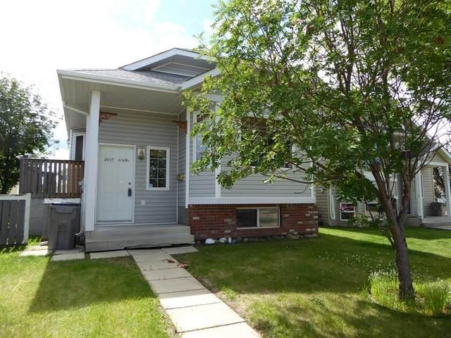 8913 61 Avenue, Grande Prairie, AB T8W 2P3 (#A1016838) :: Canmore & Banff